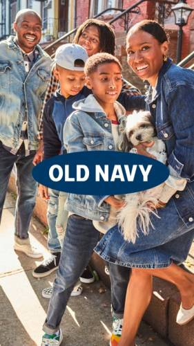 Old Navy: Fun, Fashion & Value 0