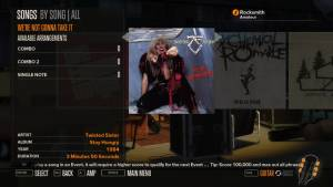 Rocksmith - Twisted Sister - We're Not Gonna Take It 0